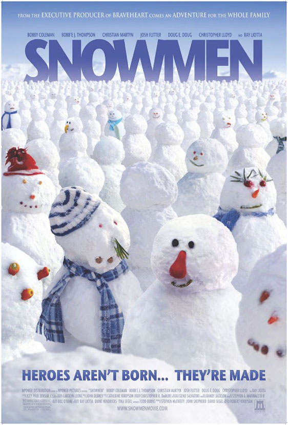 Snowmen Poster #1