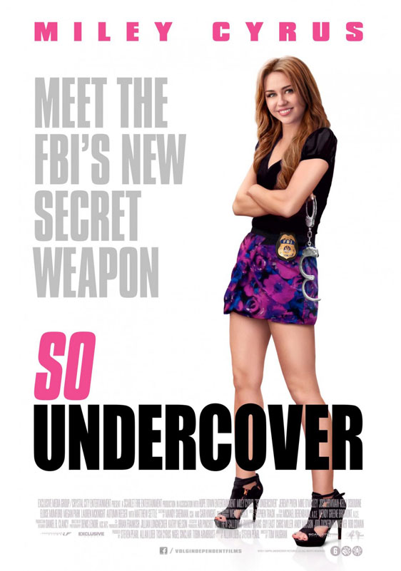So Undercover Poster #1