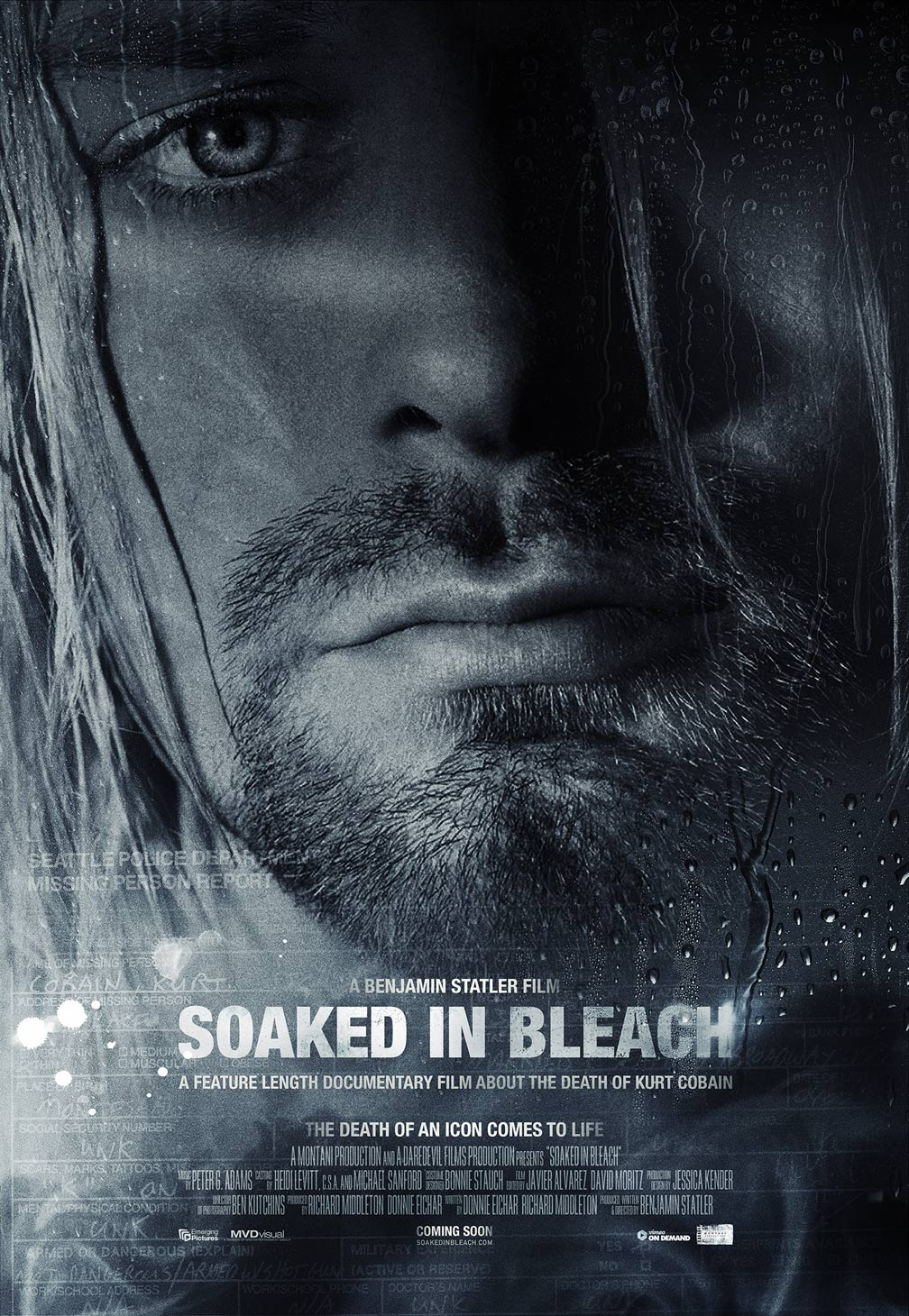 Soaked in Bleach Poster #1