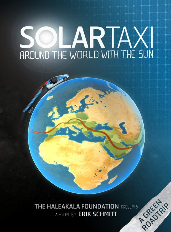 Solartaxi: Around the World with the Sun Poster #1