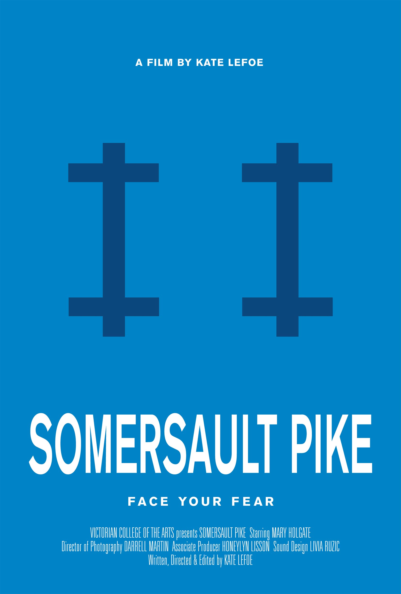 Somersault Pike Poster #1