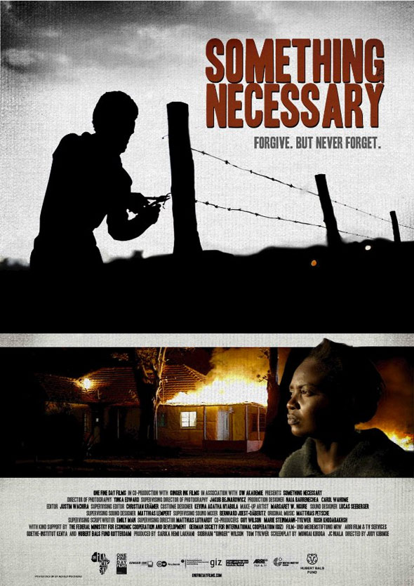 Something Necessary Poster #1