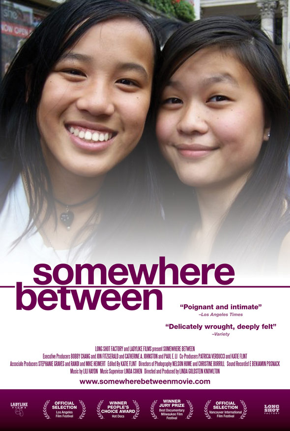 Somewhere Between Poster #1