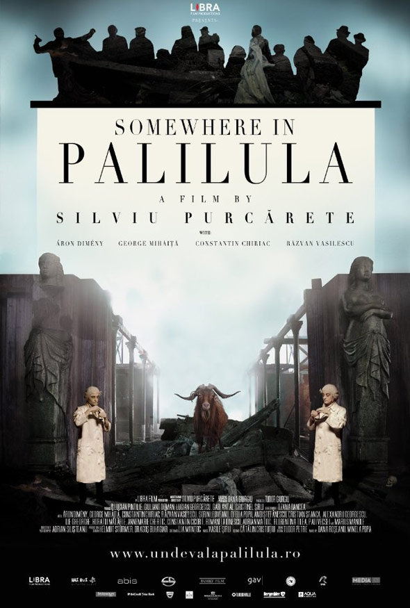 Somewhere in Palilula Poster #1