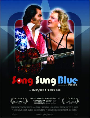 Song Sung Blue Poster #1