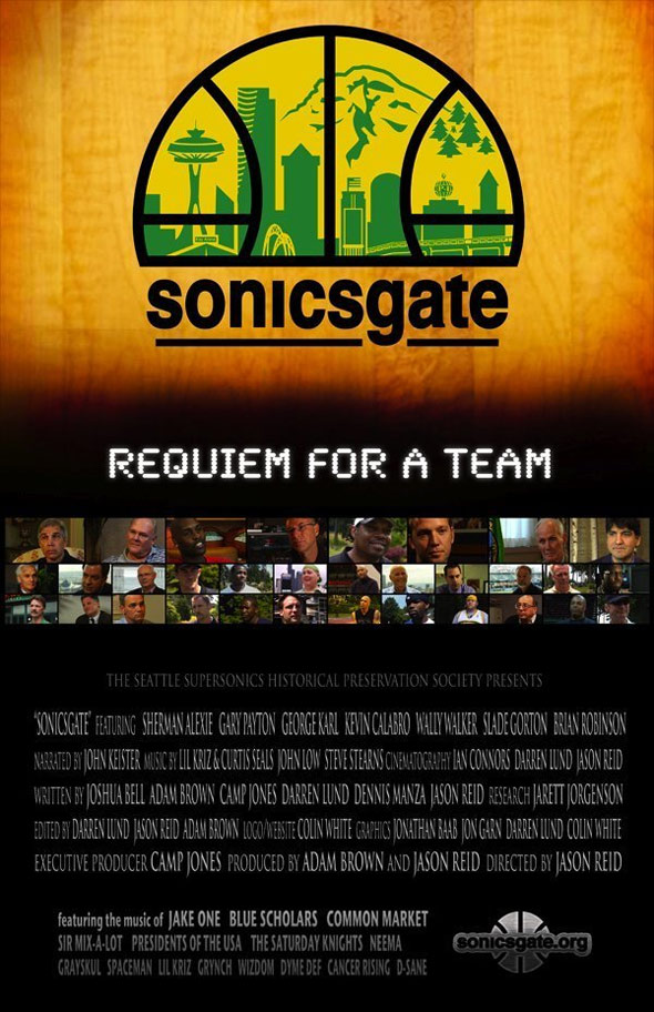 Sonicsgate Poster #1