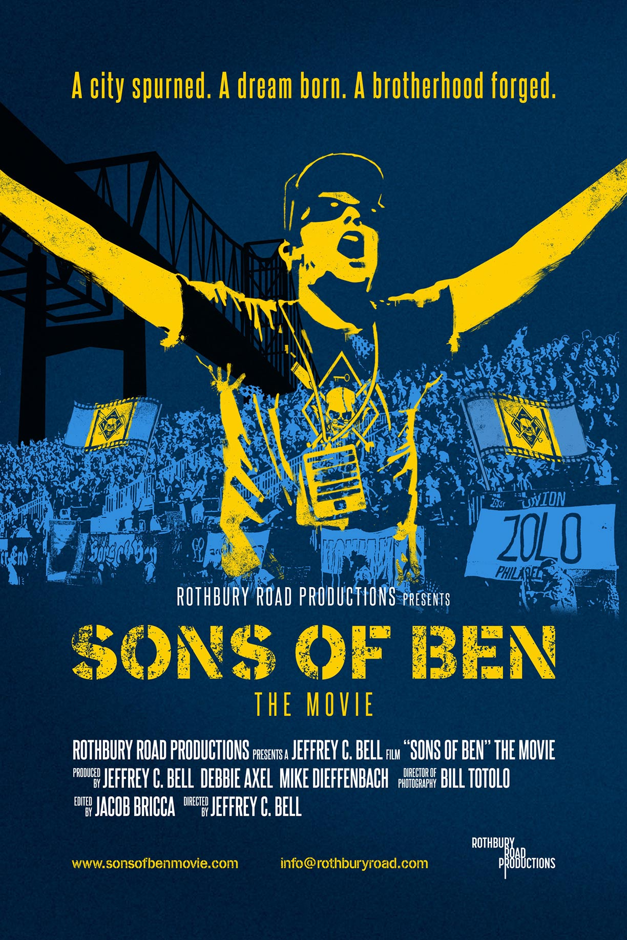 Sons of Ben Poster #1