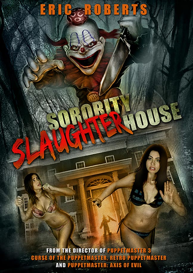 Sorority Slaughterhouse Poster #1