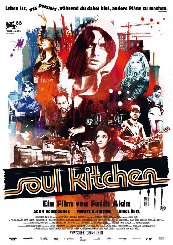 Soul Kitchen Poster #1