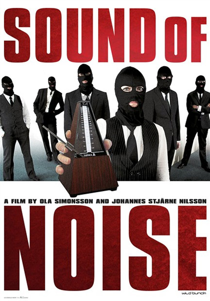 Sound of Noise Poster #1