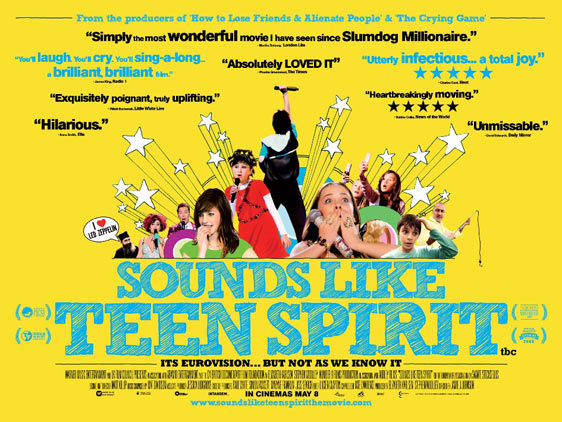 Sounds Like Teen Spirit Poster #3