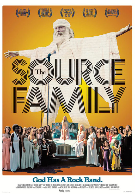 The Source Family Poster #1