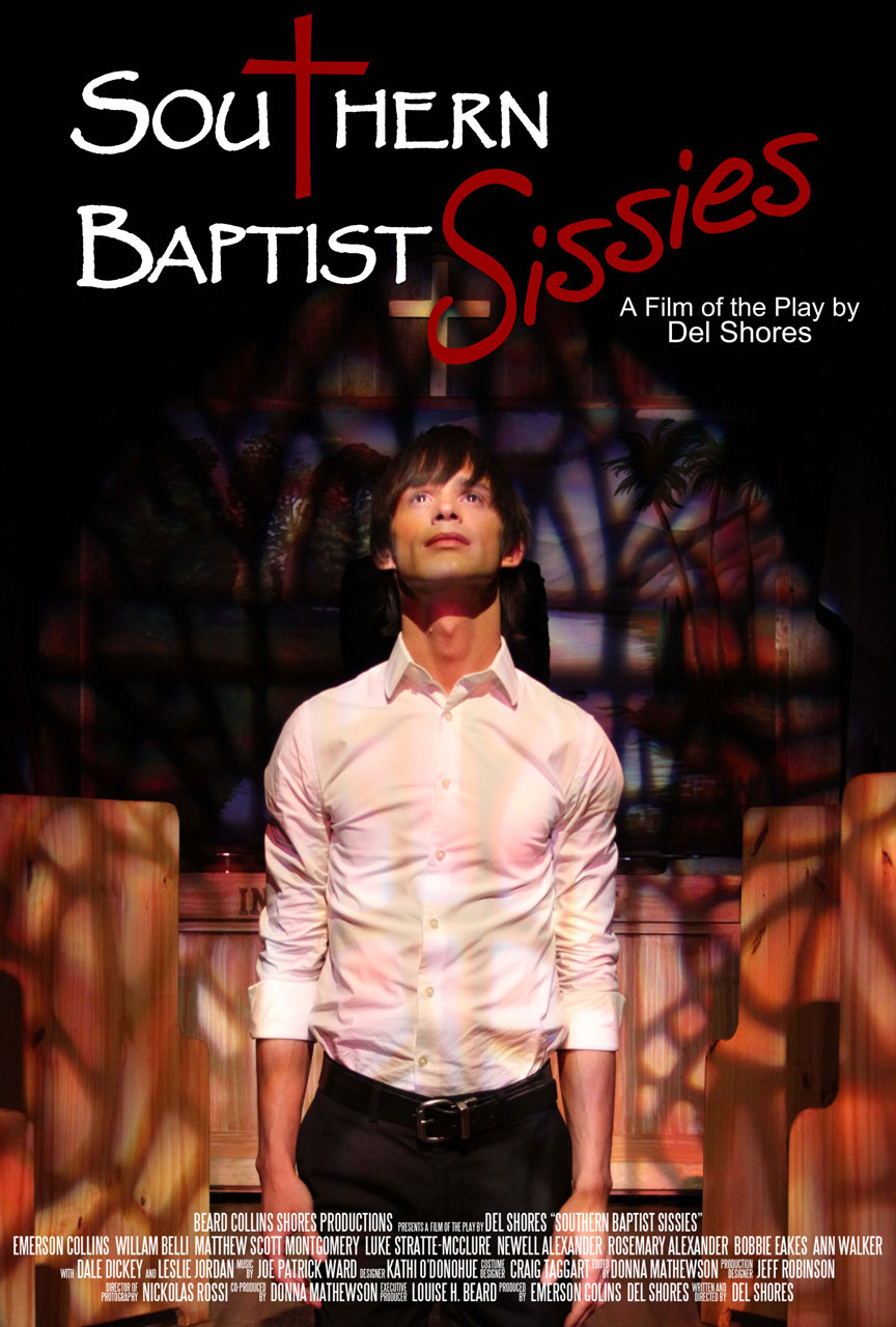 Southern Baptist Sissies Poster #1