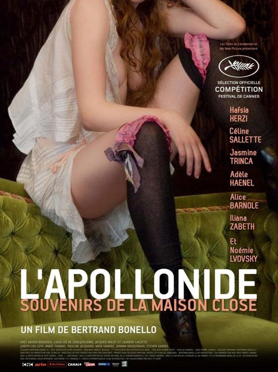 L'apollonide (Souvenirs de la maison close) Poster #1