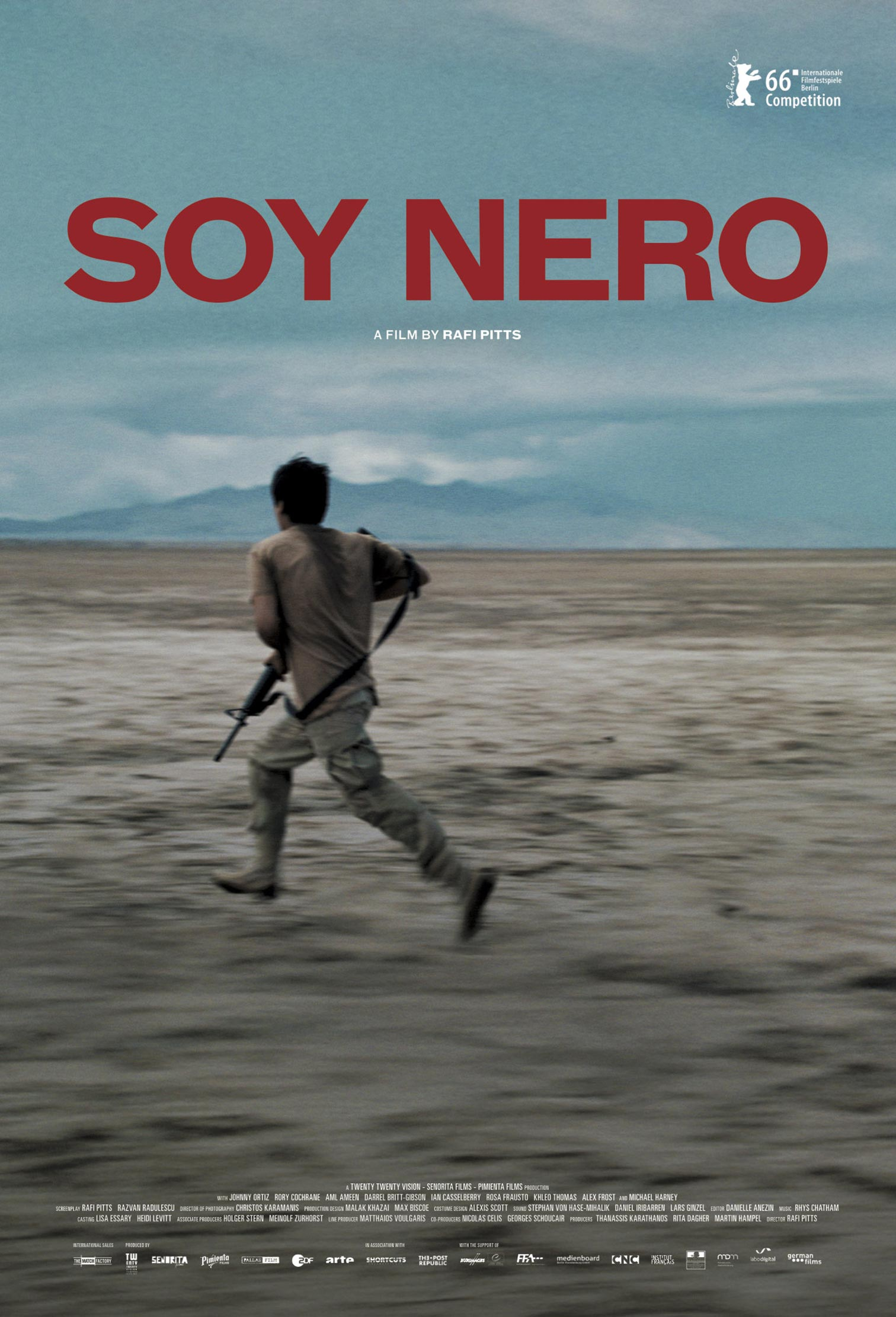 Soy Nero Poster #1