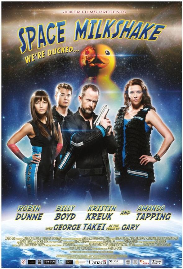 Space Milkshake Poster #1