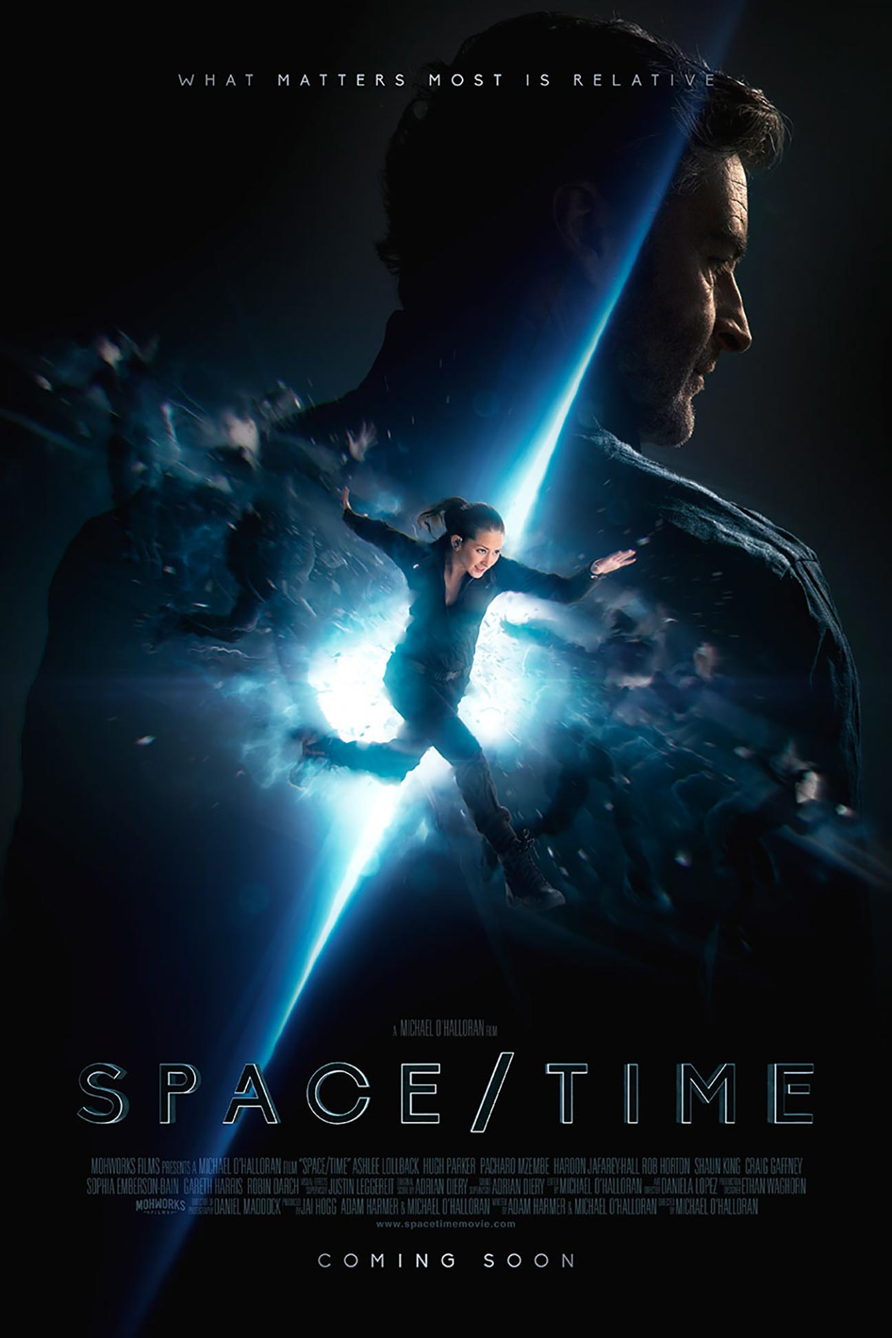Space/Time Poster #1