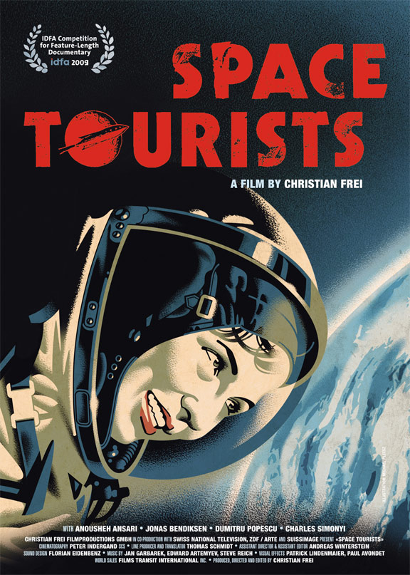 Space Tourists Poster #1