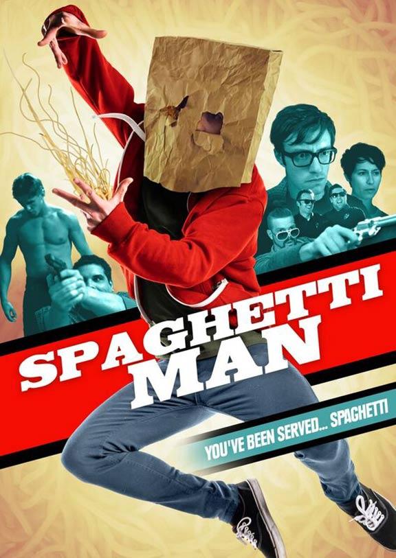 Spaghettiman Poster #1