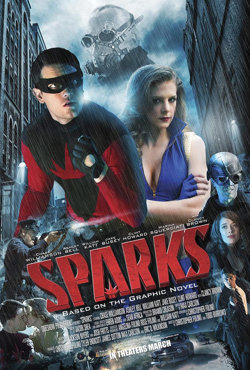 Sparks Poster #1