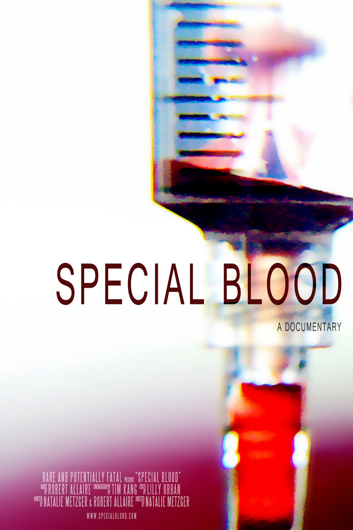 Special Blood Poster #1