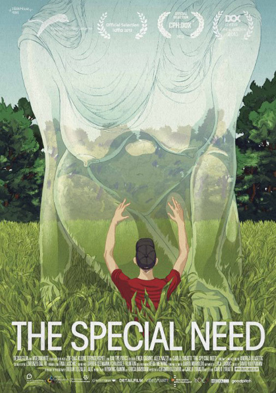 The Special Need Poster #1