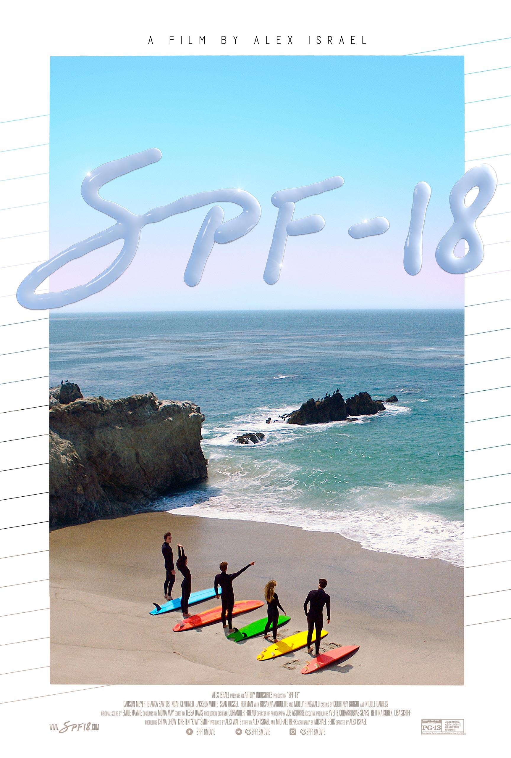 SPF-18 Poster #1