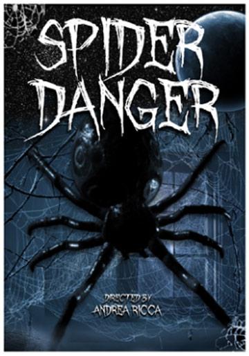 Spider Danger Poster #1