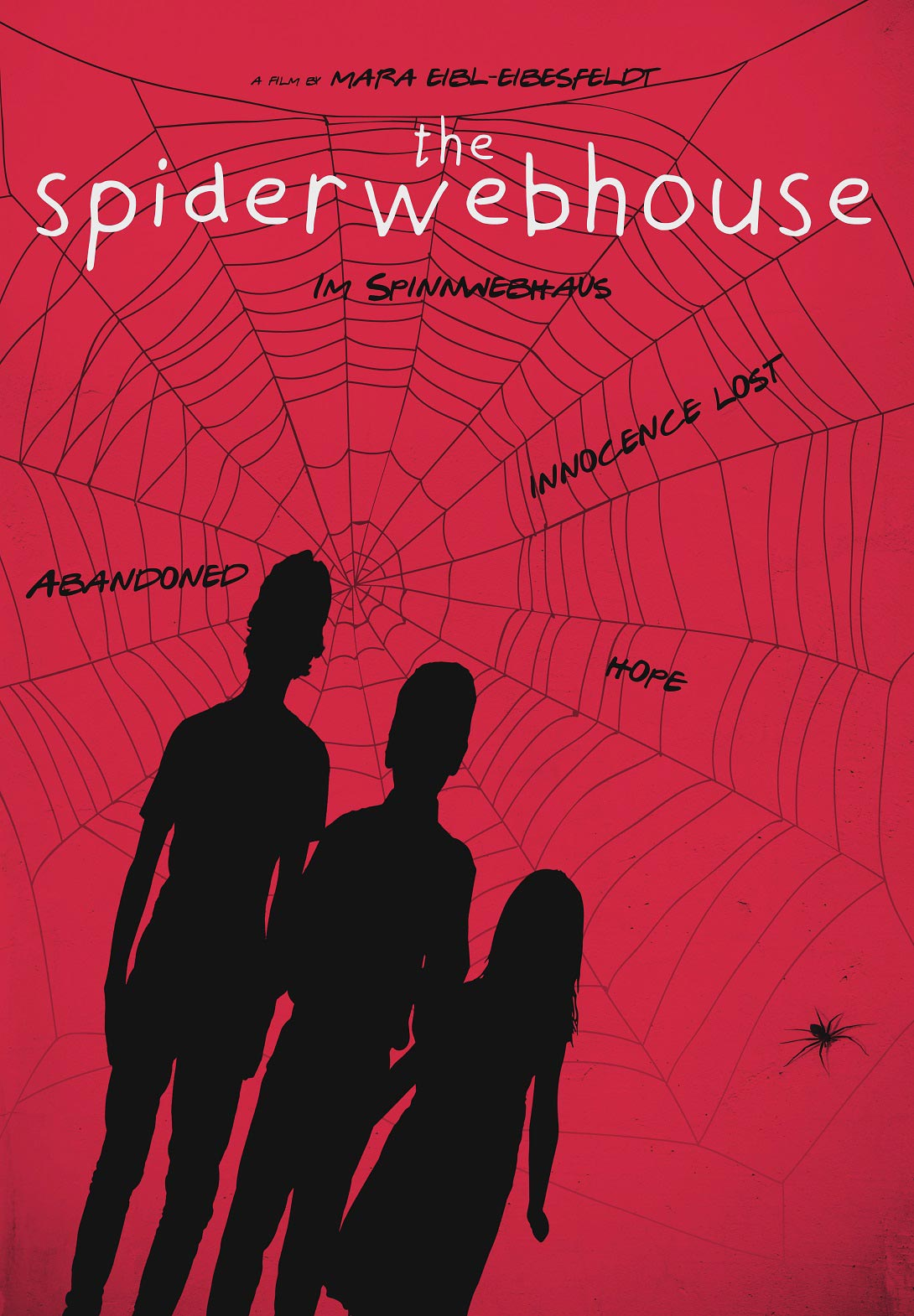 The Spiderwebhouse Poster #1