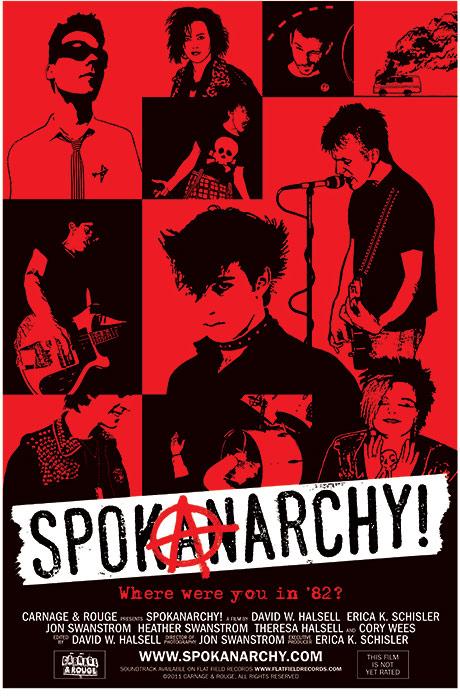 SpokAnarchy! Poster #1