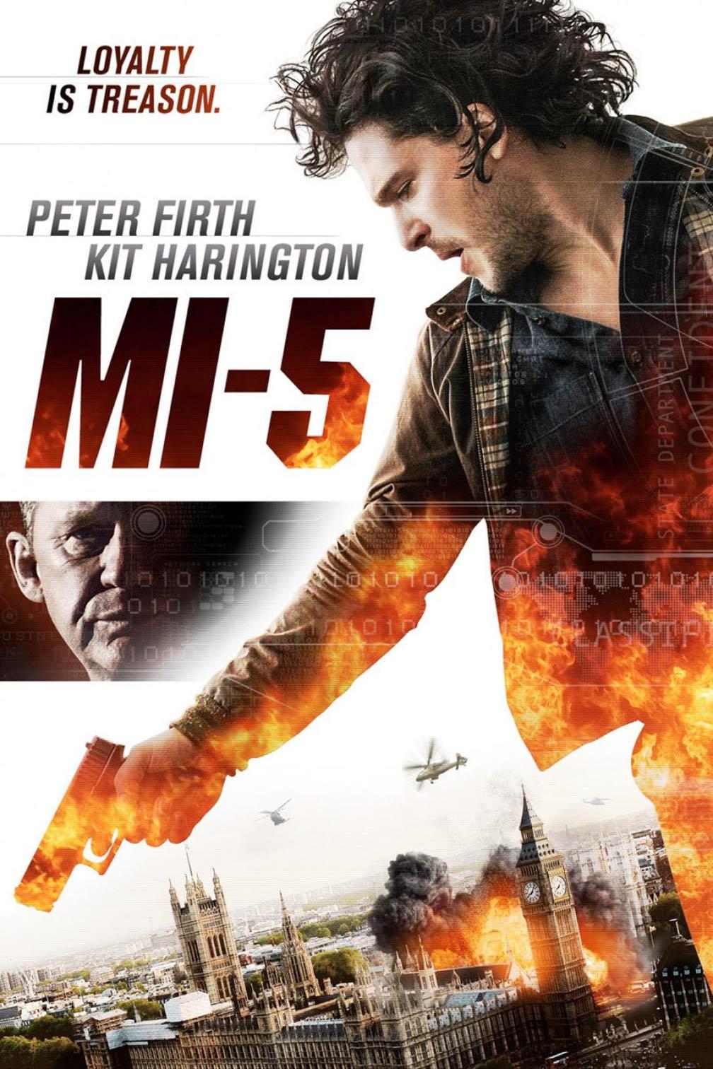 MI-5 Poster #3