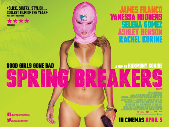 Spring Breakers Poster #11