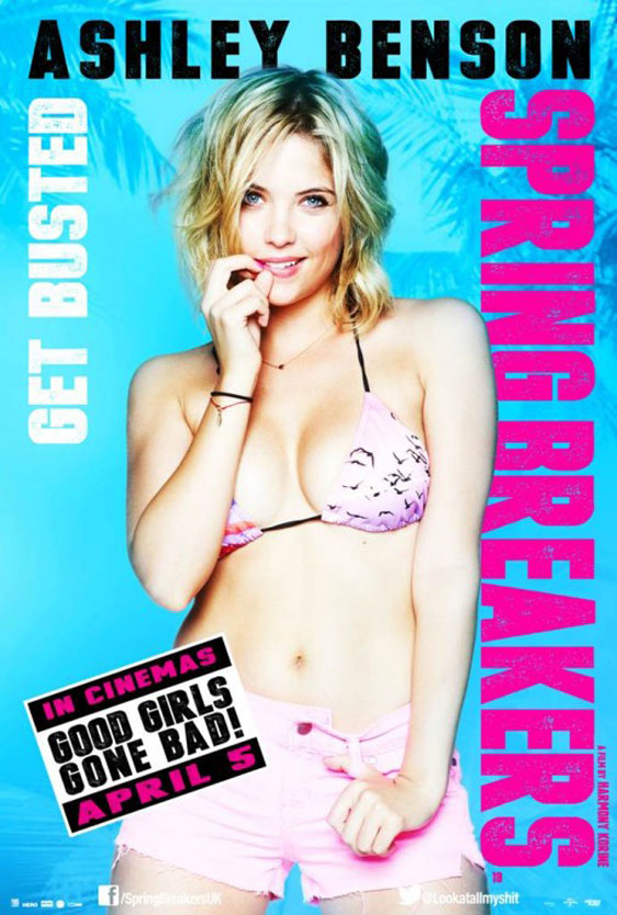 Spring Breakers Poster #21