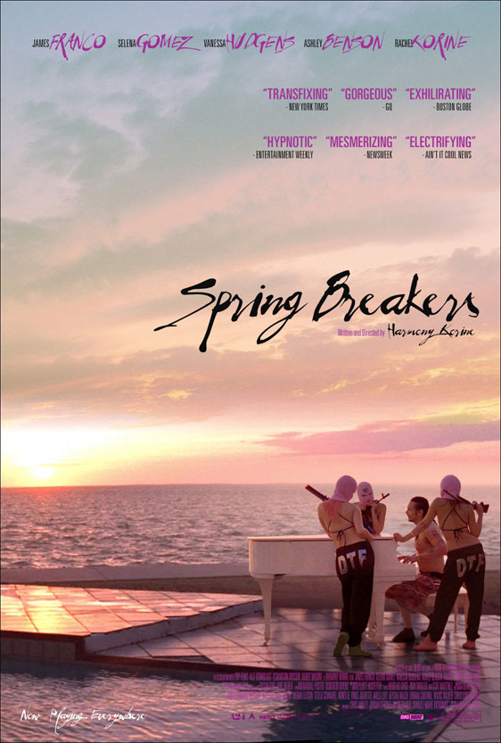 Spring Breakers Poster #22