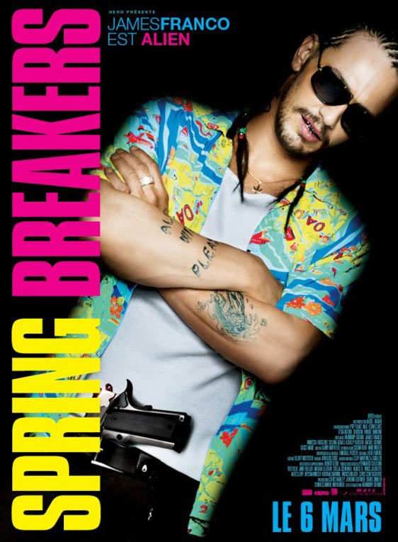 Spring Breakers Poster #6