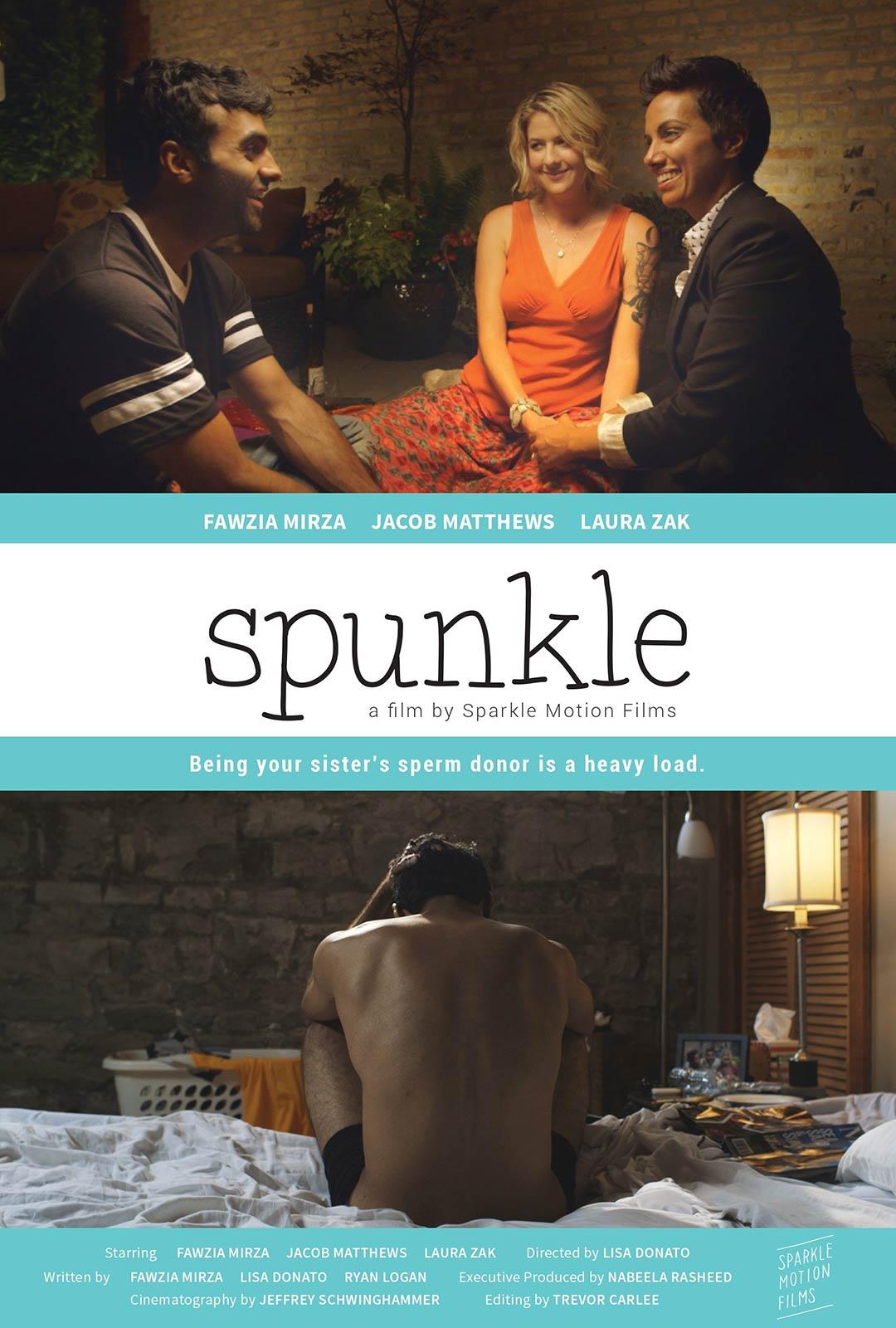 Spunkle Poster #1