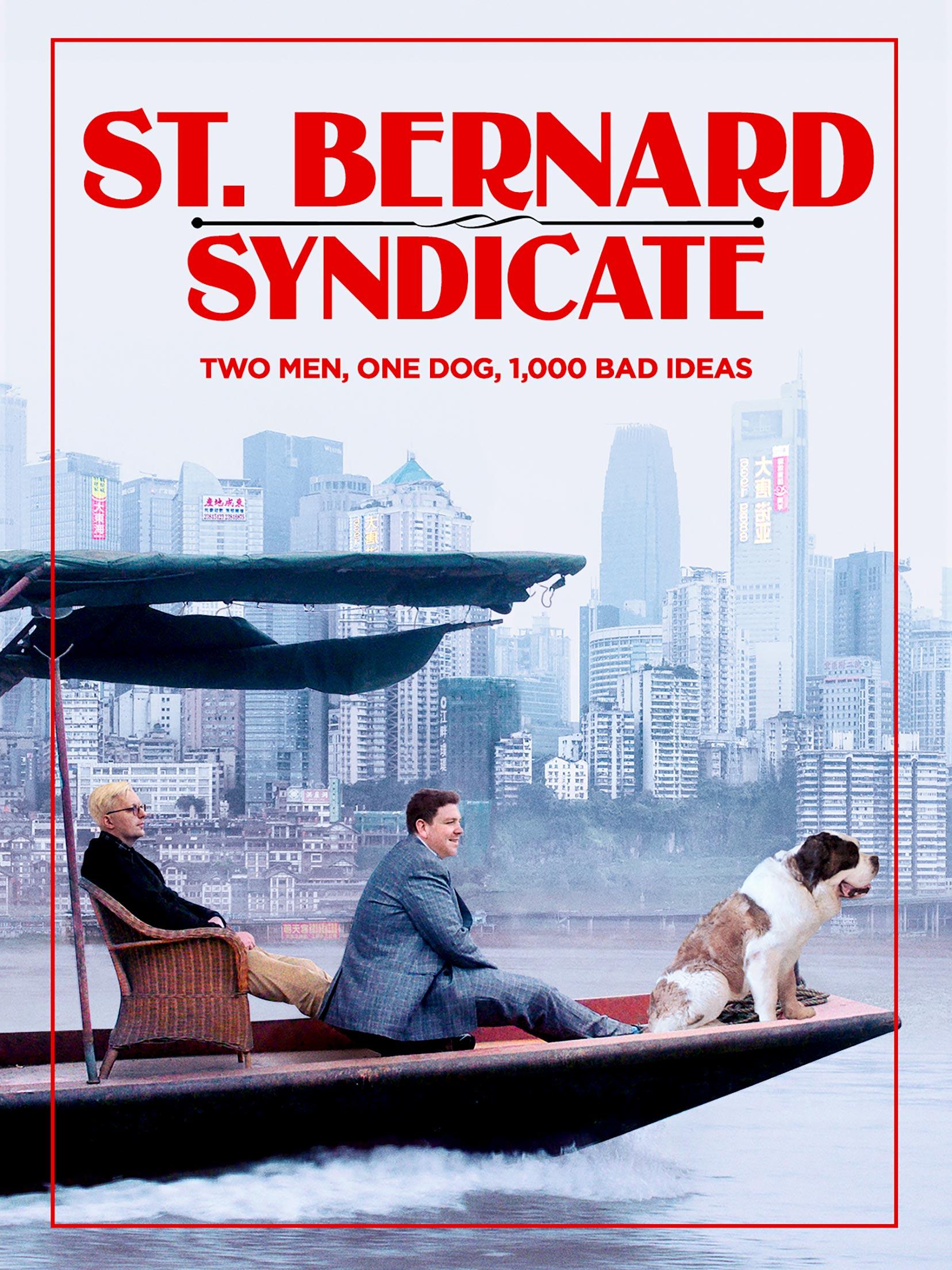 St. Bernard Syndicate Poster #1