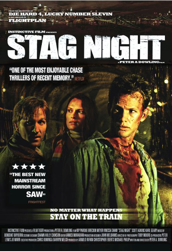 Stag Night Poster #1