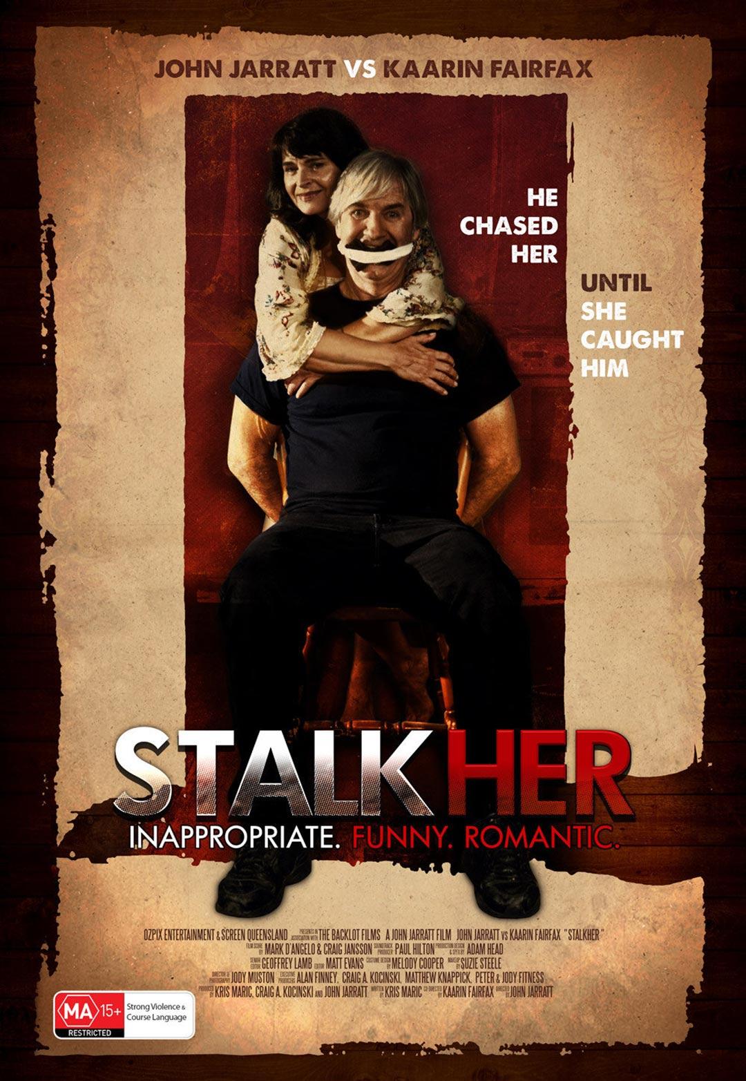 StalkHer Poster #1