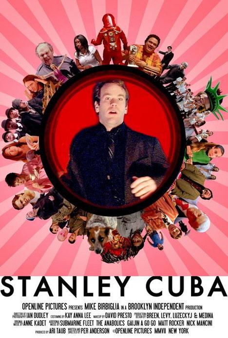 Stanley Cuba Poster #1