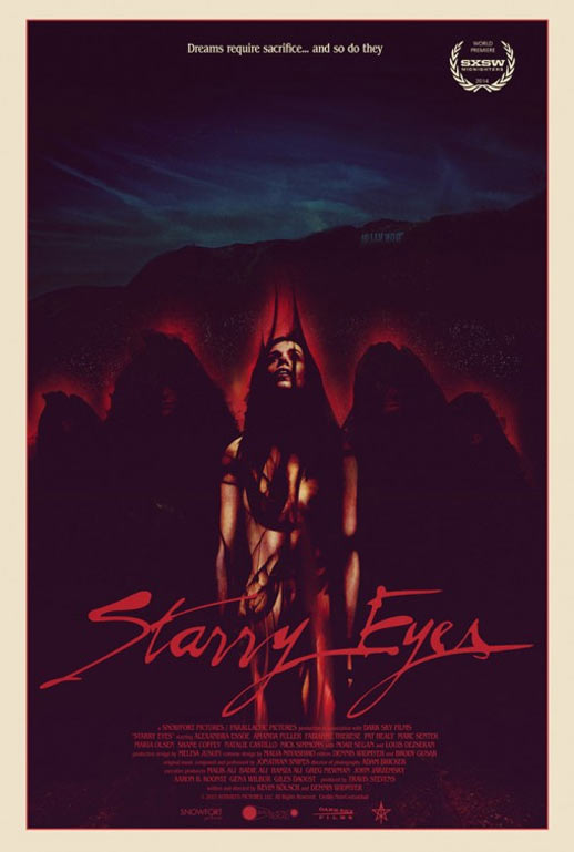Starry Eyes Poster #1