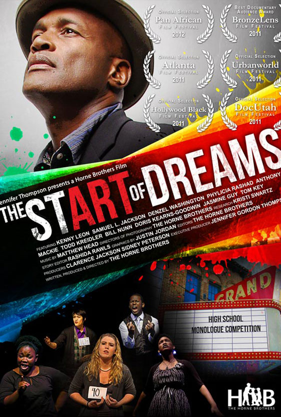 The Start of Dreams Poster #1