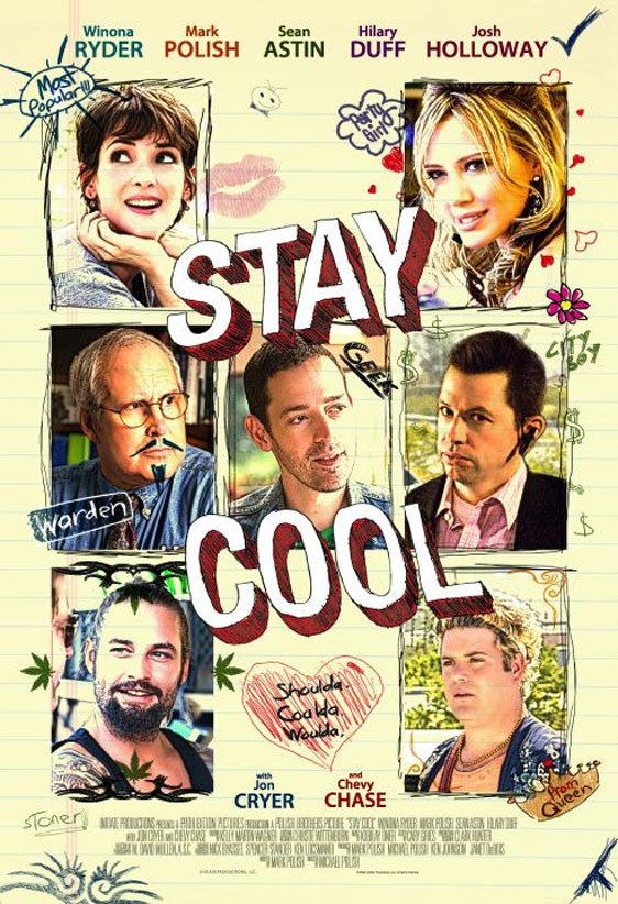 Stay Cool Poster #1