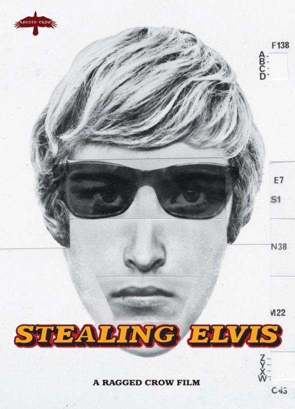 Stealing Elvis Poster #1