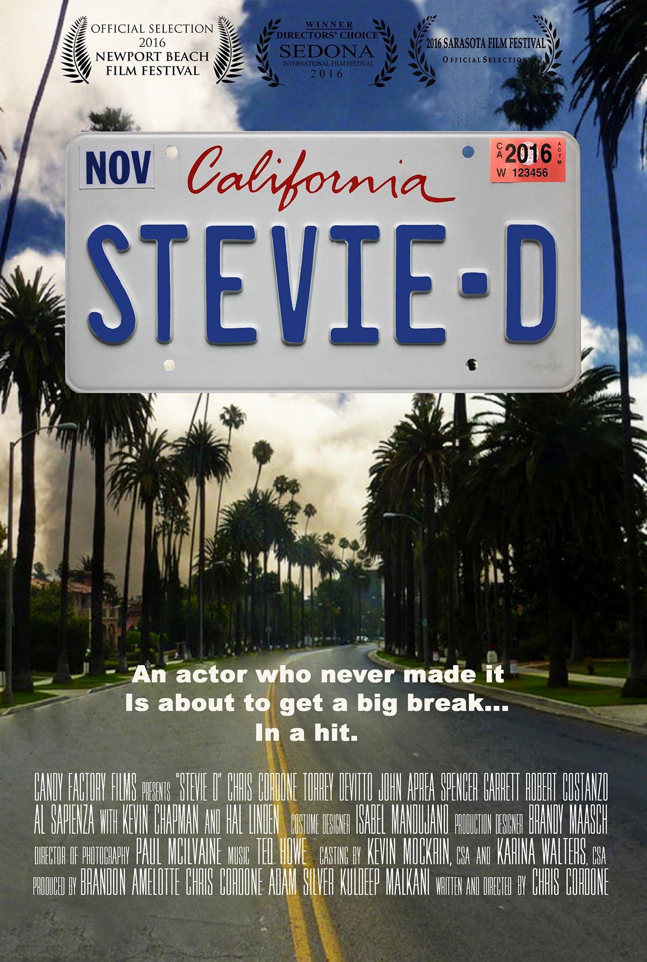 Stevie D Poster #1