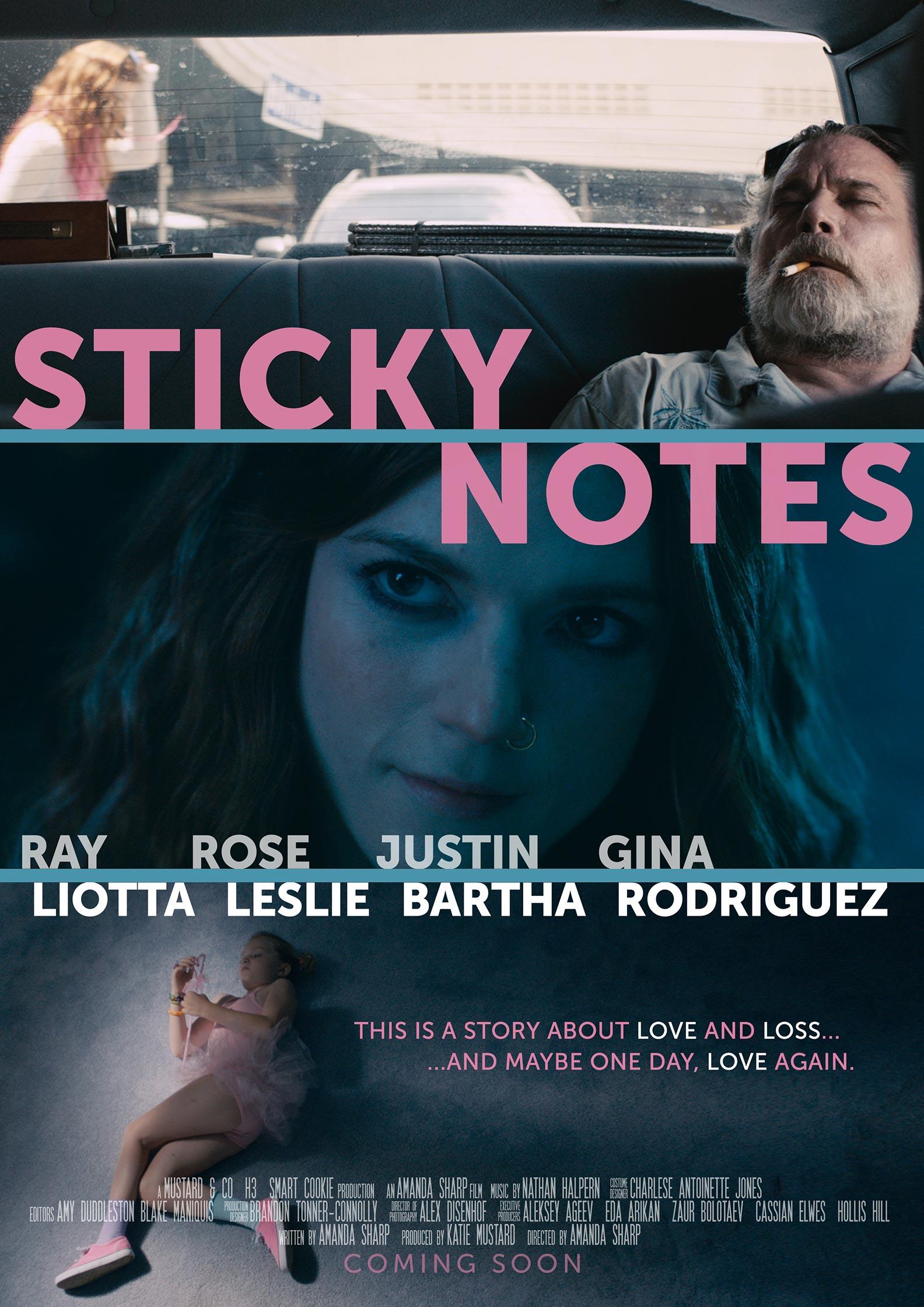 Sticky Notes Poster #1
