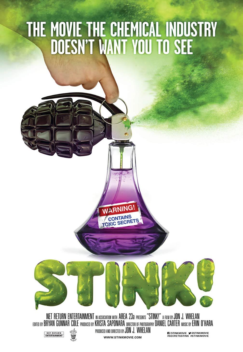 Stink! Poster #1