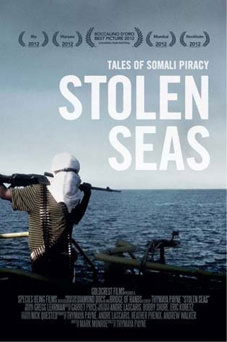 Stolen Seas Poster #1