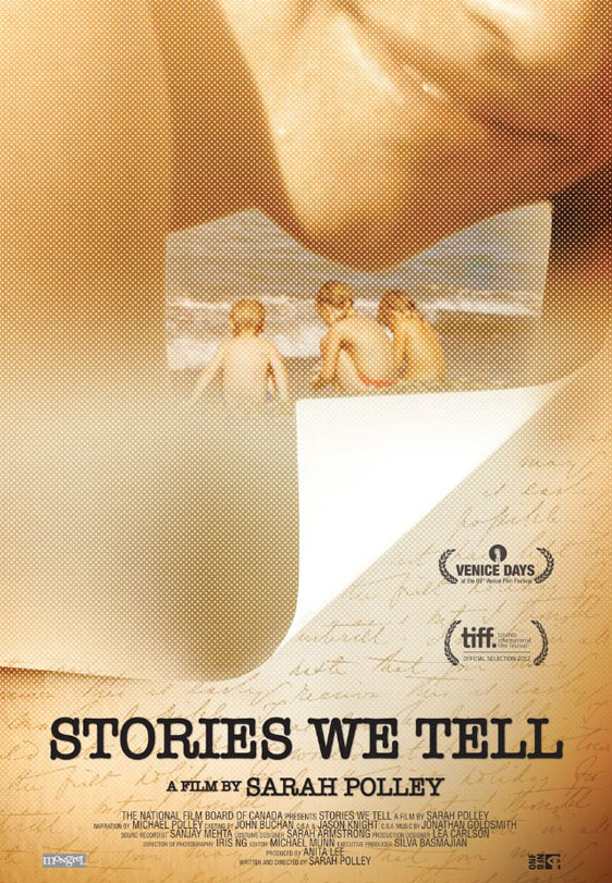 Stories We Tell Poster #1