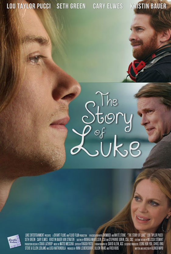 The Story of Luke Poster #1